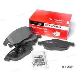 Колодки дисковые (Ween) 1512629
