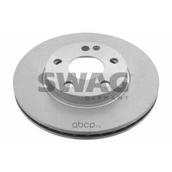 Тормозной диск (Swag) 10928635