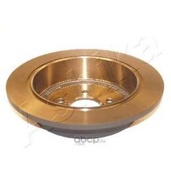 Тормозной диск (Ashika) 6107708