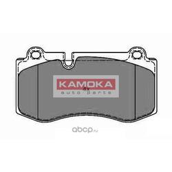 Комплект тормозных колодок, дисковый тормоз (KAMOKA) JQ1018110