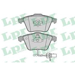 Комплект тормозных колодок, дисковый тормоз (Lpr) 05P1239
