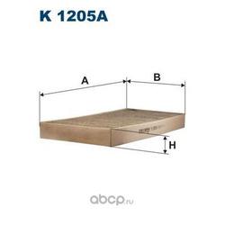 Фильтр салонный Filtron (Filtron) K1205A
