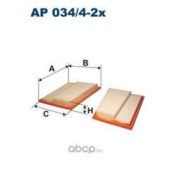 Фильтр воздушный Filtron (Filtron) AP03442X