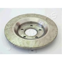 Тормозной диск (Japanparts) DP323