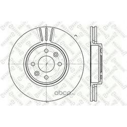 Тормозной диск (Stellox) 60203919VSX