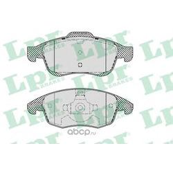 Комплект тормозных колодок, дисковый тормоз (Lpr) 05P1351