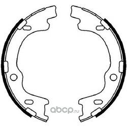 Колодки ручника Киа Сид 2012 (Hyundai-KIA) 583501HA00