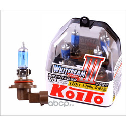 Лампа высокотемпературная Koito Whitebeam, комплект 2 шт. (KOITO) P0757W