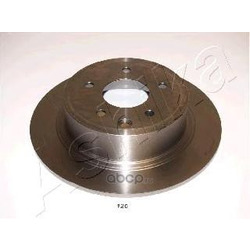 Тормозной диск (Ashika) 6101120