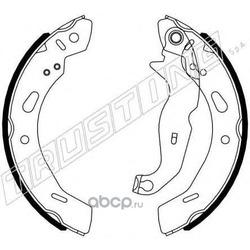 Комплект тормозных колодок (Trusting) 040162