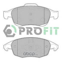 Комплект тормозных колодок (PROFIT) 50001971