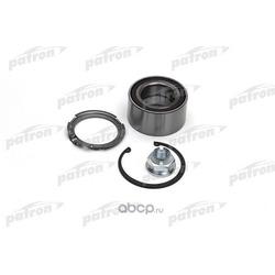 Подшипник ступичный передн RENAULT: MEGANE II/CLIO III/SCENIC II (PATRON) PBK3638