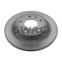 Тормозной диск (Swag) 40939189