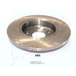 Тормозной диск (Ashika) 610WW06