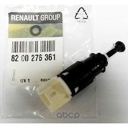 Выключатель фонаря сигнала торможения (RENAULT) 8200276361