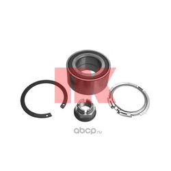 Комплект подшипника ступицы колеса (Nk) 753927