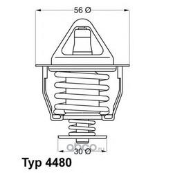 Термостат, охлаждающая жидкость (Wahler) 448082D