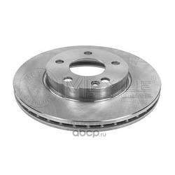 Тормозной диск (Meyle) 0155212089