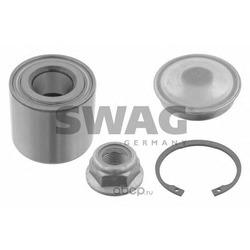 Комплект подшипника ступицы колеса (Swag) 60924781