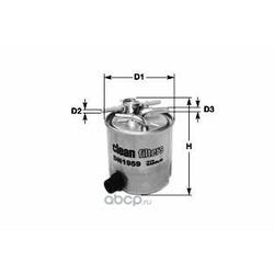 Топливный фильтр (Clean filters) DN1960