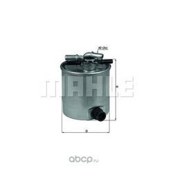 Топливный фильтр (Mahle/Knecht) KL44015