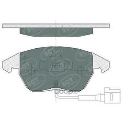 Колодки торм.FR (SCT) SP367