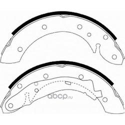 Комплект тормозных колодок (Ferodo) FSB567