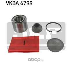 Комплект подшипника ступицы колеса (Skf) VKBA6799