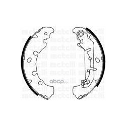 Комплект тормозных колодок (Metelli) 530136