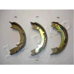 Комплект тормозных колодок (JAPKO) 55H07