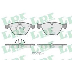 Комплект тормозных колодок, дисковый тормоз (Lpr) 05P1619