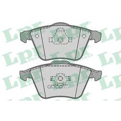 Комплект тормозных колодок, дисковый тормоз (Lpr) 05P1277