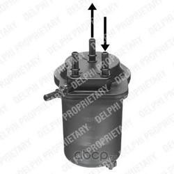 Топливный фильтр (Delphi) HDF941