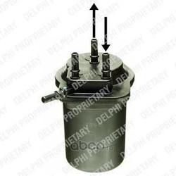 Фильтр топливный (Delphi) HDF915