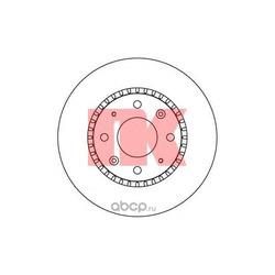 Диск тормозной пер. вент.NK (Nk) 203512