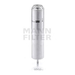 Фильтр топливный (MANN-FILTER) WK5002X