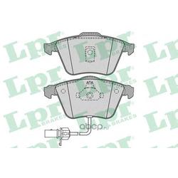 Комплект тормозных колодок, дисковый тормоз (Lpr) 05P1230