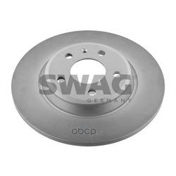 Тормозной диск (Swag) 30936463