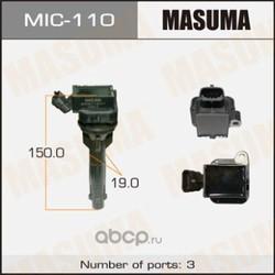 Катушка зажигания (Masuma) MIC110