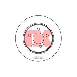 Тормозной диск (Nk) 2033104