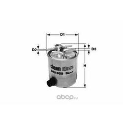 Топливный фильтр (Clean filters) DN1985