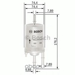 Топливный фильтр (Bosch) F026403003