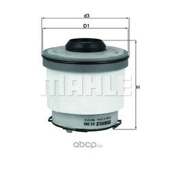 Топливный фильтр (Mahle/Knecht) KX385D
