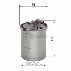 Топливный фильтр (Bosch) F026402086
