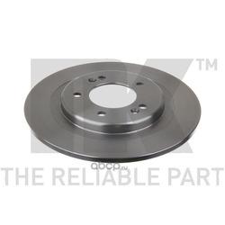 Тормозной диск (Nk) 203541
