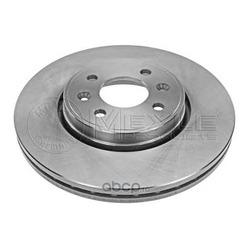 Тормозной диск (Meyle) 16155210004