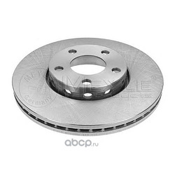 Тормозной диск (Meyle) 1155211040
