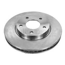 Тормозной диск (Meyle) 32155210013