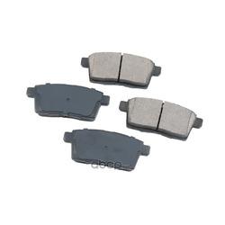 Дисковые тормозные колодки (Friction Master) CMX1259