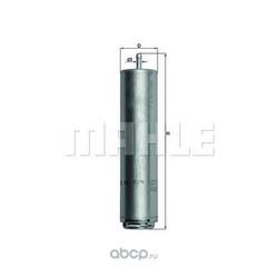 Топливный фильтр (Mahle/Knecht) KL579D